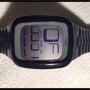 AMAZING VINTAGE SWATCH TOUCH WATCH. RETRO.COOL.